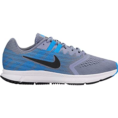 46ce789b417d Nike Men s Zoom Span 2   Sky Blu-Blk  Buy Online at Low Prices in ...