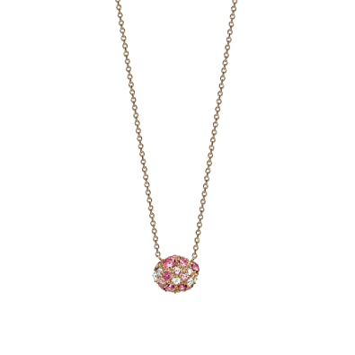 Brumani Baobab Bubbles Necklace in Yellow Gold I7pWAd