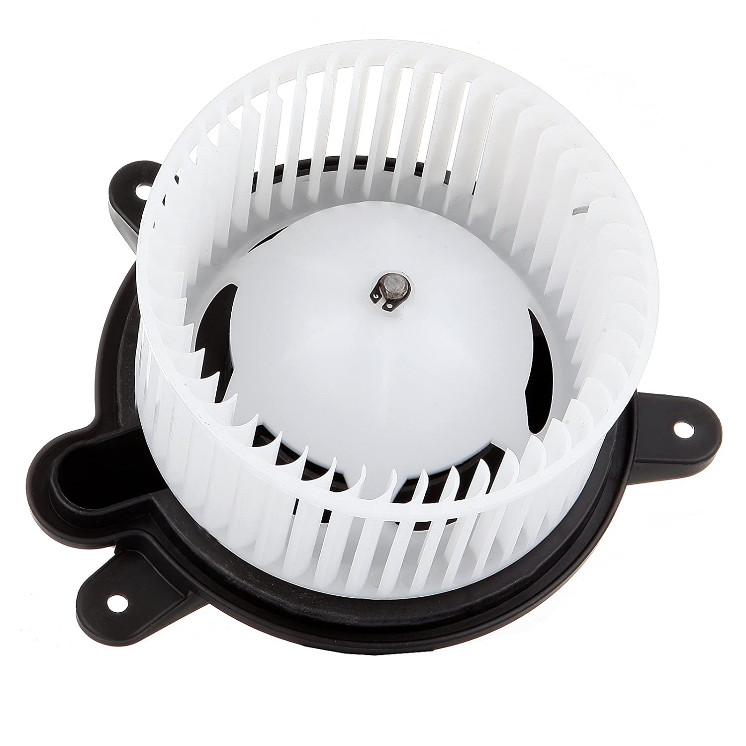 OCPTY A/C Heater Blower Motor ABS w/Fan Cage Air Conditioning HVAC Replacement fit for 1997-2001 Jeep Cherokee/1997-2001 Jeep Wrangler 058432-5209-1451471821