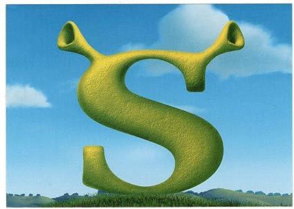 Amazon Com Shrek 2 Cover Card Shrek 2 Trading Card 1 Cards Inc 2004 Mint Sports Outdoors