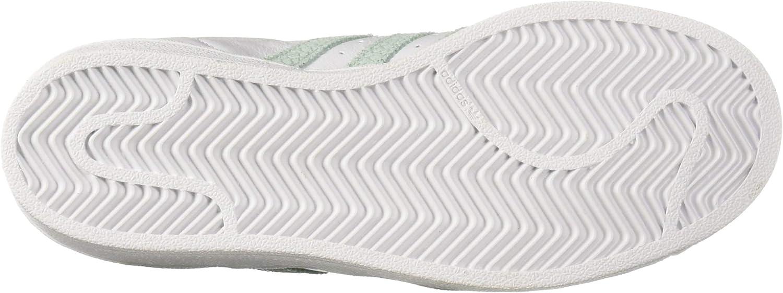 adidas Damen Superstar W Fitnessschuhe Weiß Ftwbla Vercen Plamet 0