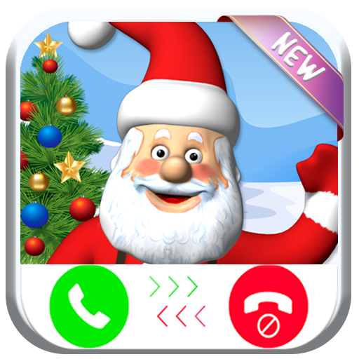 Amazon Com A Real Voice Call From Santa Claus Omg He Answered Free Fake Phone Call Id Pro 2020 Prank For Kids Appstore For Android