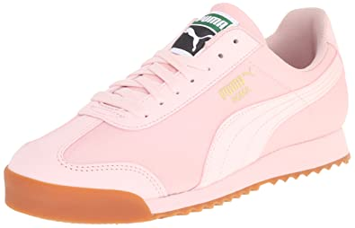 29697010096d PUMA Roma Basic Summer JR Classic Style Sneaker (Little Kid Big Kid)
