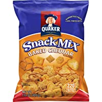 40-Count Quaker Baked Cheddar Snack Mix 1.75 oz Deals