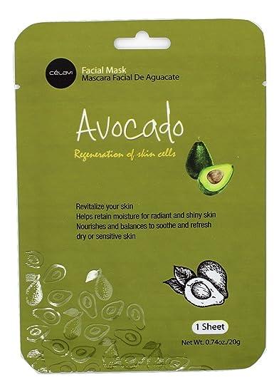 amazon com celavi essence facial mask paper sheet korea skin care rh amazon com