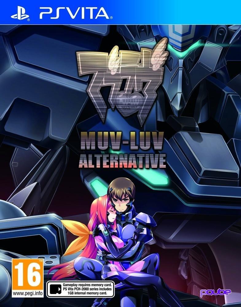 Muv-Luv Alternative (PlayStation Vita)