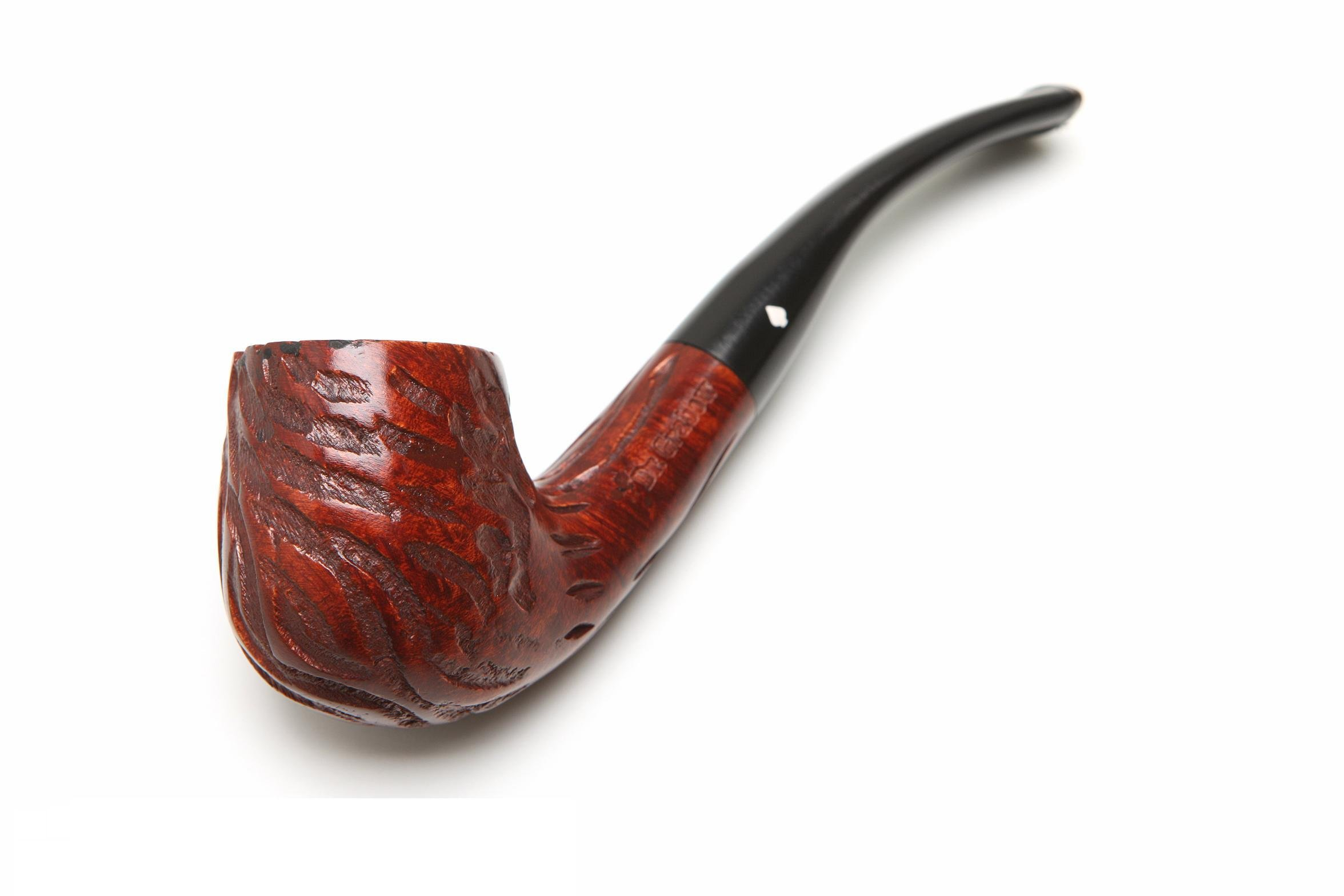 Dr Grabow Savoy Textured Tobacco Pipe by Dr. Grabow