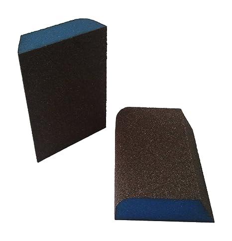 Webb abrasivos 200040 gran Combo bloque lijado Esponjas (24 unidades),, Grano Medio
