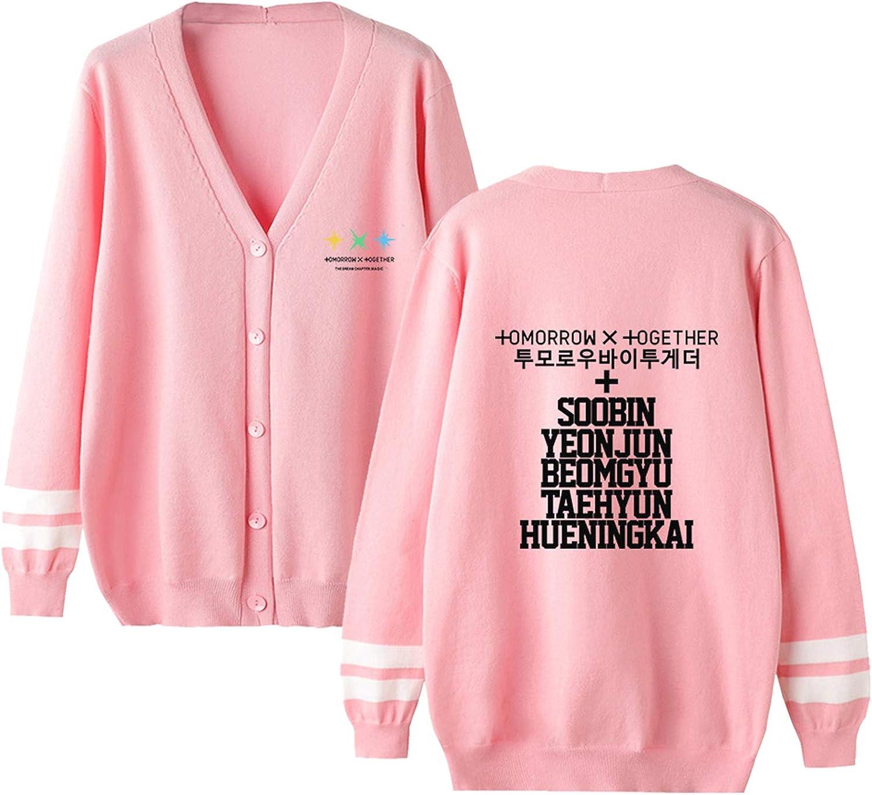 CHAIRAY Kpop TXT Hoodie+Pants Set The Dream Chapter:Eternity Yeonjun Soobin Sweater Suit
