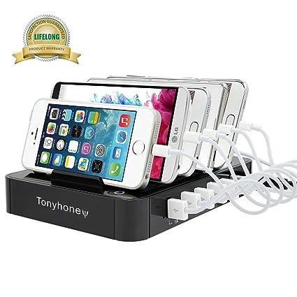 Handy-zubehör Kabellose Ladegeräte Accezz 2 In 1 Telefon 10 W Schnelle Auto Drahtlose Ladegerät Für Iphone 8 X Xs Max Xr Air Montieren Tragbare Abs Mobilen Ständer Halterung Lade