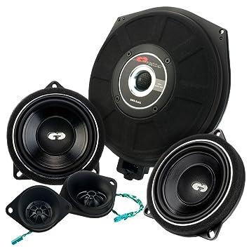 CDT Audio set31 de compostador Altavoz + Subwoofer para BMW ...