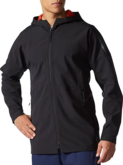 f33e3a5730a74 Amazon.com: adidas Men's Zero Negative Energy ZNE 90/10 Full Zip ...