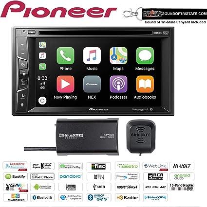 Pioneer AVH-1550NEX Parking Brake Bypass for video and settings AVH-1500NEX
