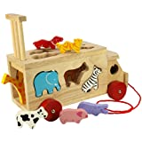 Bigjigs Toys Camion con forme animali