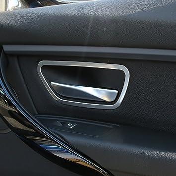 Car Interior Door Handle Frame Decoration Sticker Amazon Car