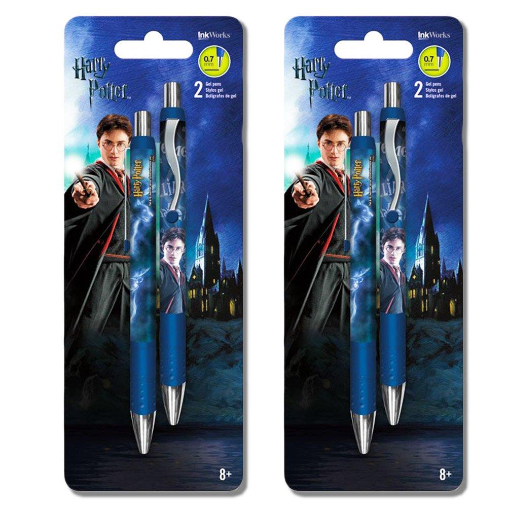 Inkworks IW0094 Harry Potter Gel Pens (4 Pack)