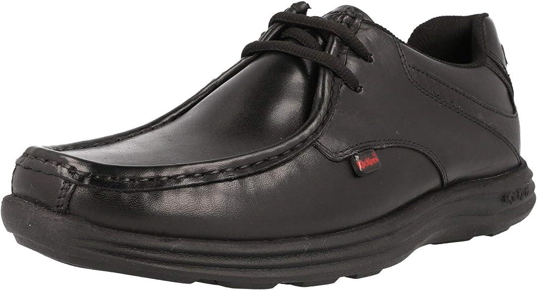TALLA 47 EU. Kickers Reasan Lace, Zapatos de Cordones para Hombre