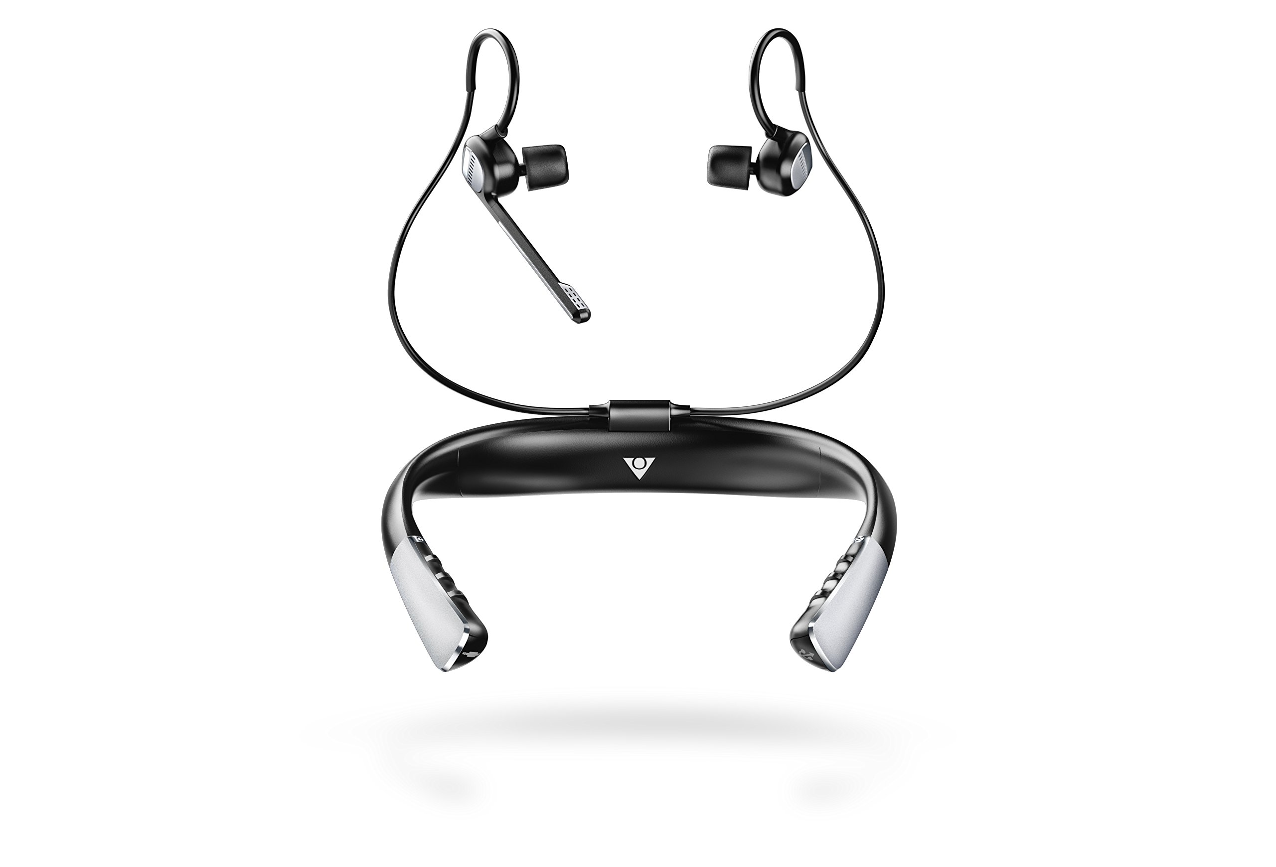 World's Most Advanced Headphones for Professionals On-The-Go, with Superior Calls, Sound, and Voice Commands