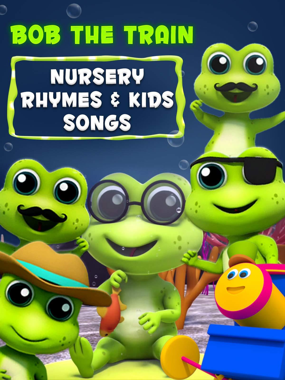 Nursery Rhymes & Kids Songs - Bob The Train on Amazon Prime Video UK