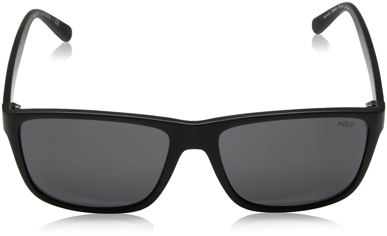 Amazon.com: Polo Ralph Lauren PH4113 - Gafas de sol para ...