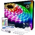 Pangton Villa 16.4-Foot Dimmable RGB 5050 LED Strip Light