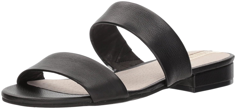 8b1652e33c3c Amazon.com  Kenneth Cole New York Women s Viola Double Band Flat Sandal   Shoes