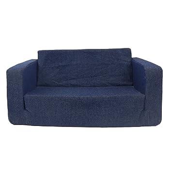 Amazon Com Flip Open Sofa For Kids Convertible Children Soft