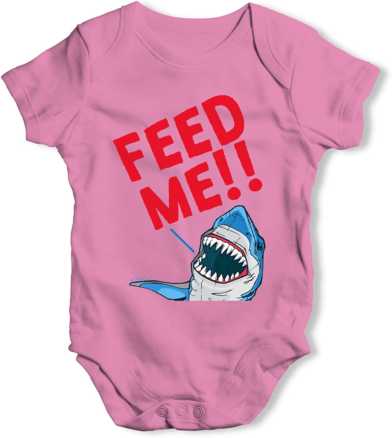 Shark Toddler Cotton,Long Sleeve Creeping Suit