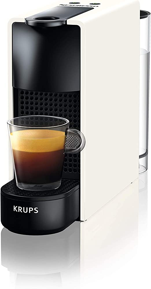 Nespresso Krups Essenza Mini - Cafetera monodosis de cápsulas ...