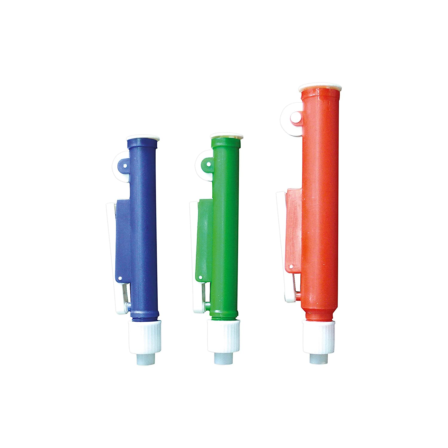 Easy EAS8-010-001 Aspirador para Pipetas hasta 10 ml, Verde ...