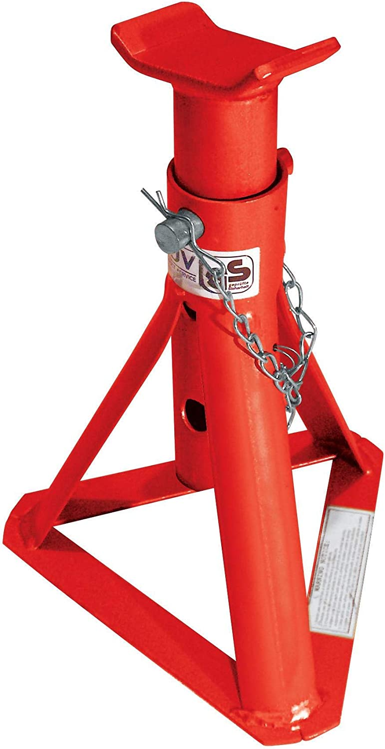 Streetwize SW2TAS 2 Tonne Fixed Base Axle Stand Sets