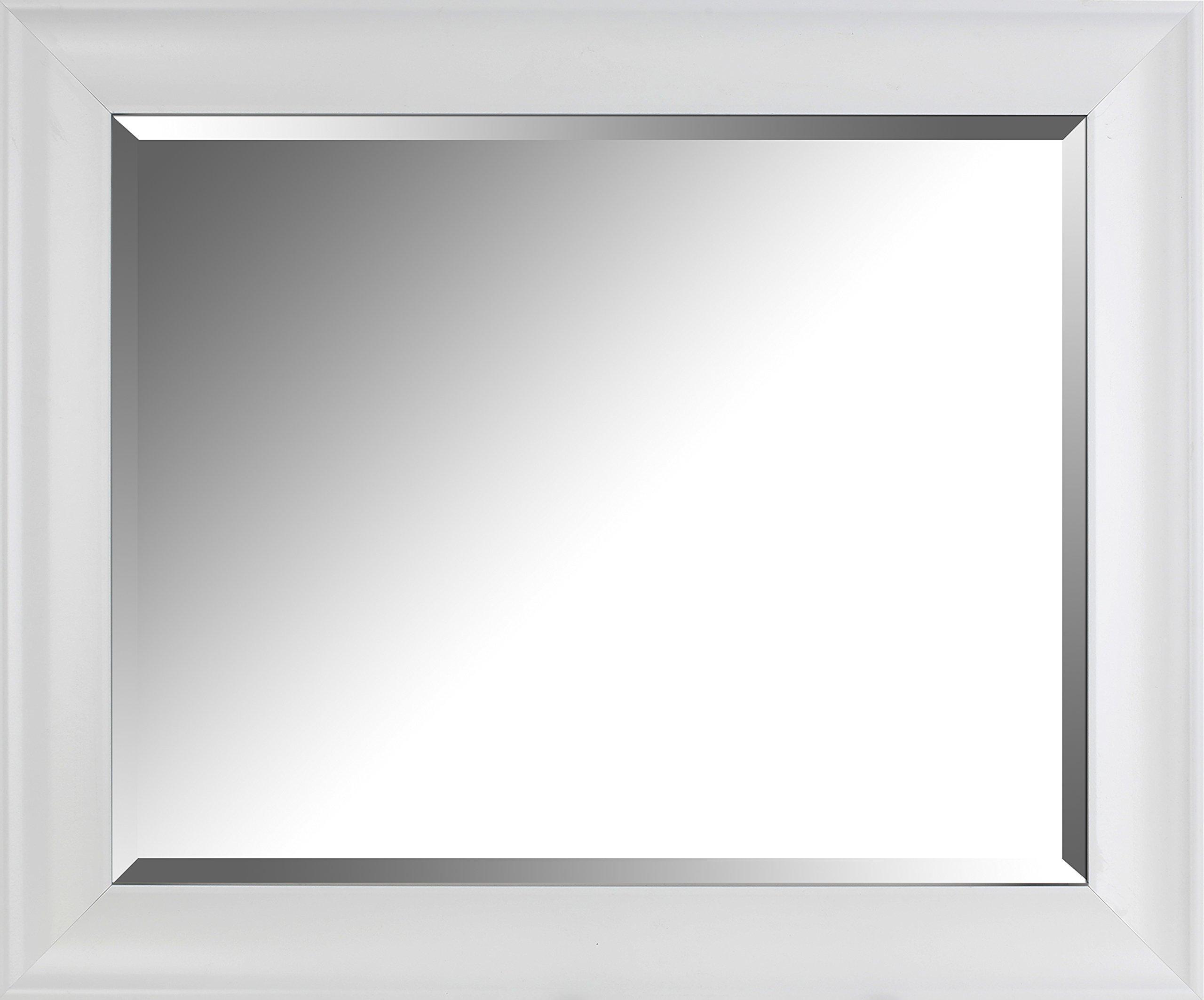 Mirrorize.ca AMACTCM49 Wall Mirror, 28.5'' x 34.5'', Clear
