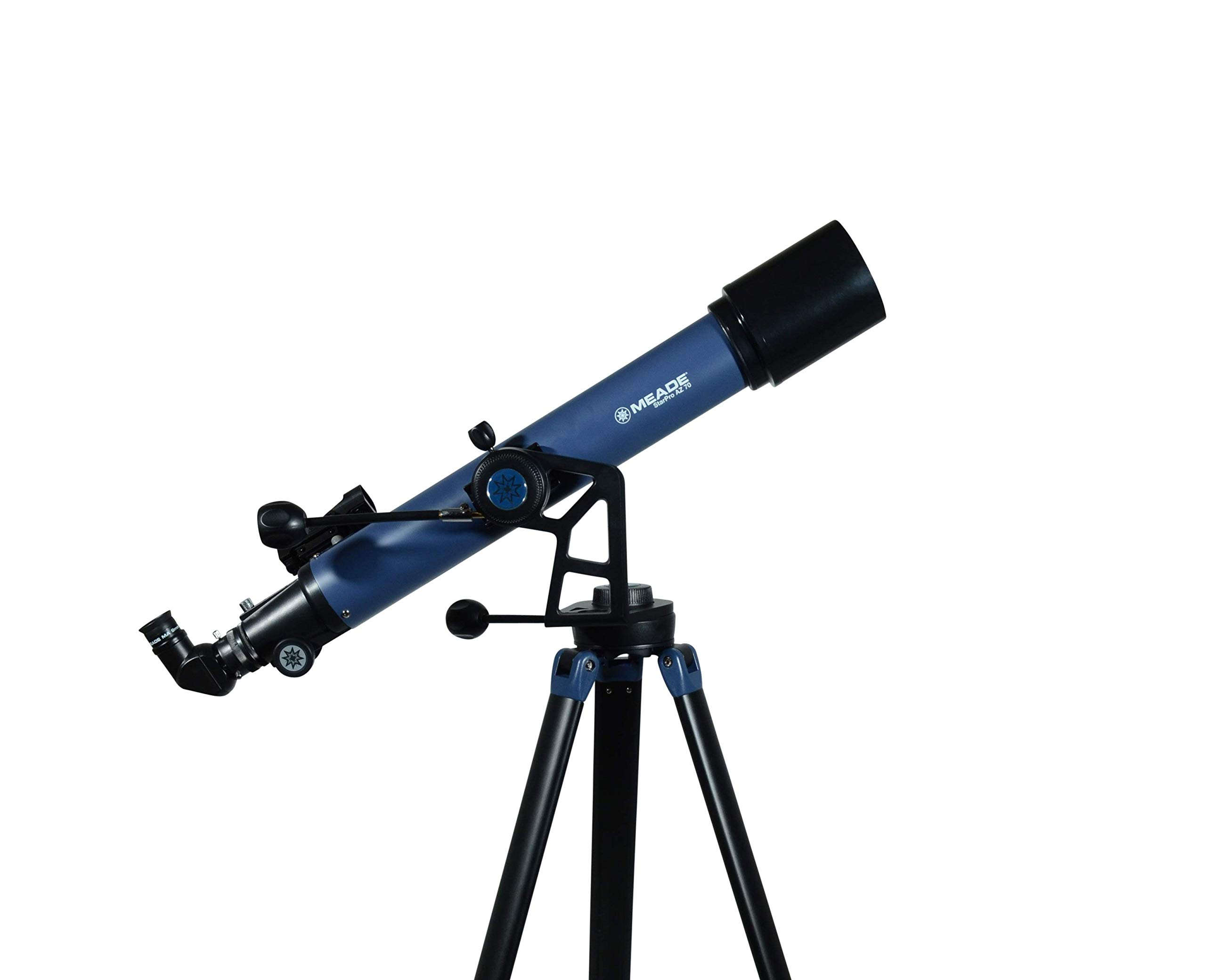 Meade Instruments 234001 Star Pro AZ 70mm Refracting Telescope and Smart Phone Adapter by MEADE (Image #3)