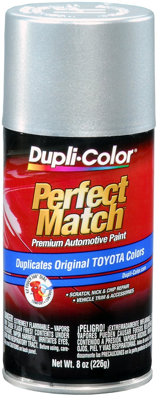 Dupli-Color (BTY1530-6 PK) Silver Metallic Toyota Exact-Match Automotive Paint - 8 oz. Aerosol, (Case of 6)