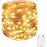 YINUO LIGHT Cortina Luces, 3m x 3m 300 LED Cadena de Luces Blanco ...