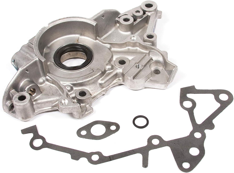 One New Genuine Engine Oil Pump 0K93314100 for Kia Sephia