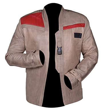 Amazon Com New Brown Leather Jacket Men Waxed Costume Jackets For