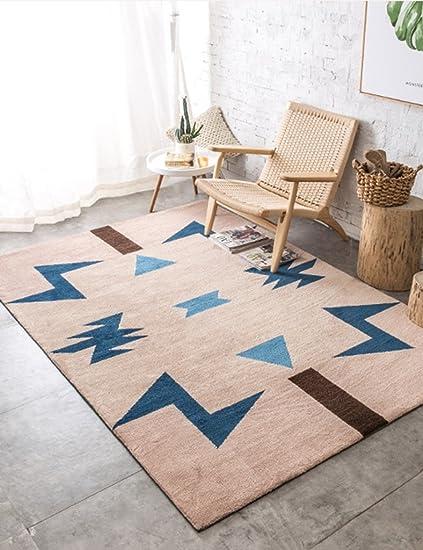 Qiangzi Tappeti e tappeti moderni di alta qualità Soggiorno Camera ...