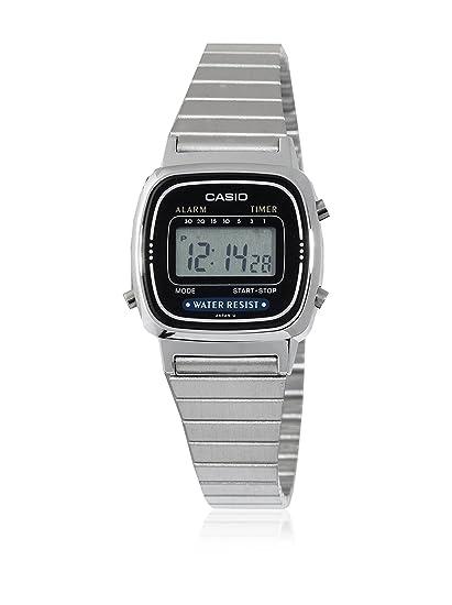 0150a257bdaf Casio Smart Watch Armbanduhr LA-670W- Unica  CASIO  Amazon.es  Relojes
