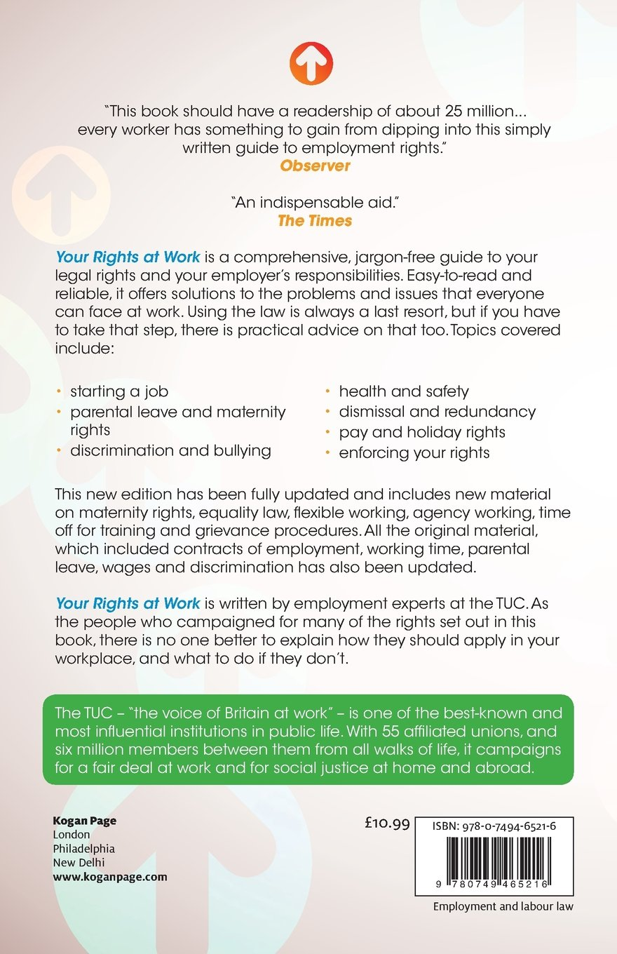 Your Rights at Work: Everything You Need to Know About Starting a ...
