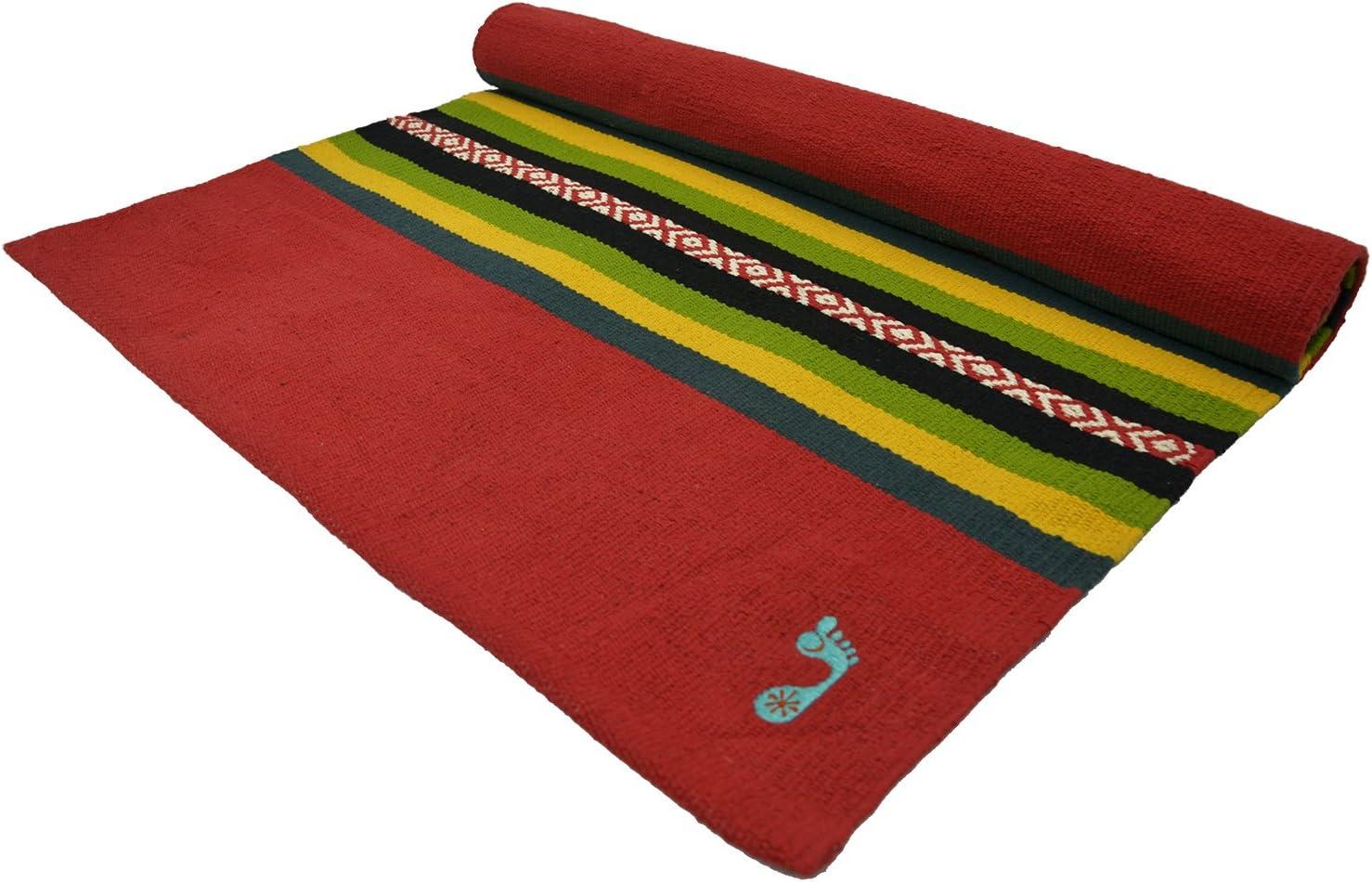 Amazon.com : BAREFOOT YOGA CO. Barefoot Yoga Mysore Practice ...