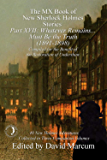 The MX Book of New Sherlock Holmes Stories Part XVII: Whatever Remains . . . Must Be the Truth (1891-1898)