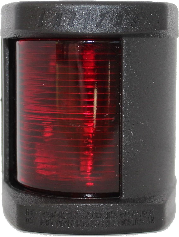 Orangemarine Feu de Navigation Classique N12 Couleur Noir Modele Babord