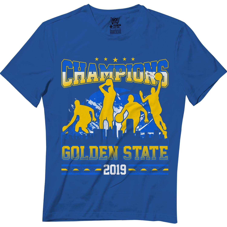 Golden Champions 2019 Won Best State-Winner Basketball Tshirt