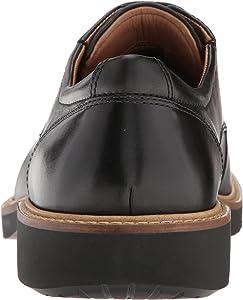 ECCO Men's Ian Casual Tie Oxford, black