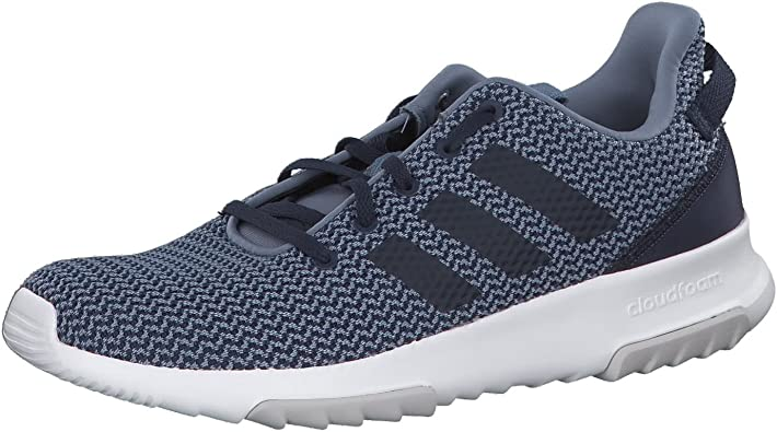 adidas Men's Cloudfoam Racer Tr Competition Running Shoes, 8.5 UK