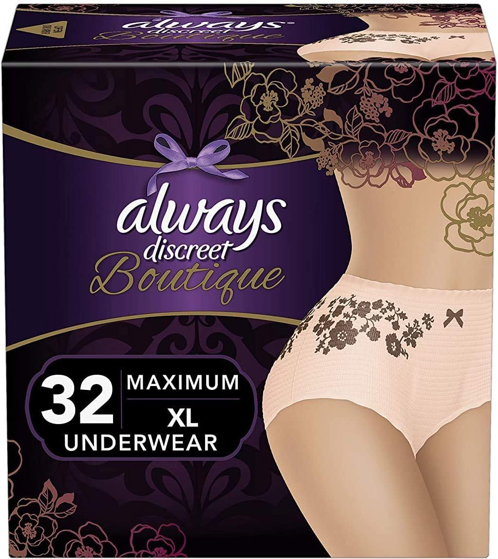 Duciotey Bragas Menstrual Postparto Absorbentes de Mujer para Per/íodo Algod/ón