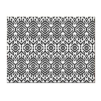 Amazon Com Satvshop Art Painting 20lx20w Black And White