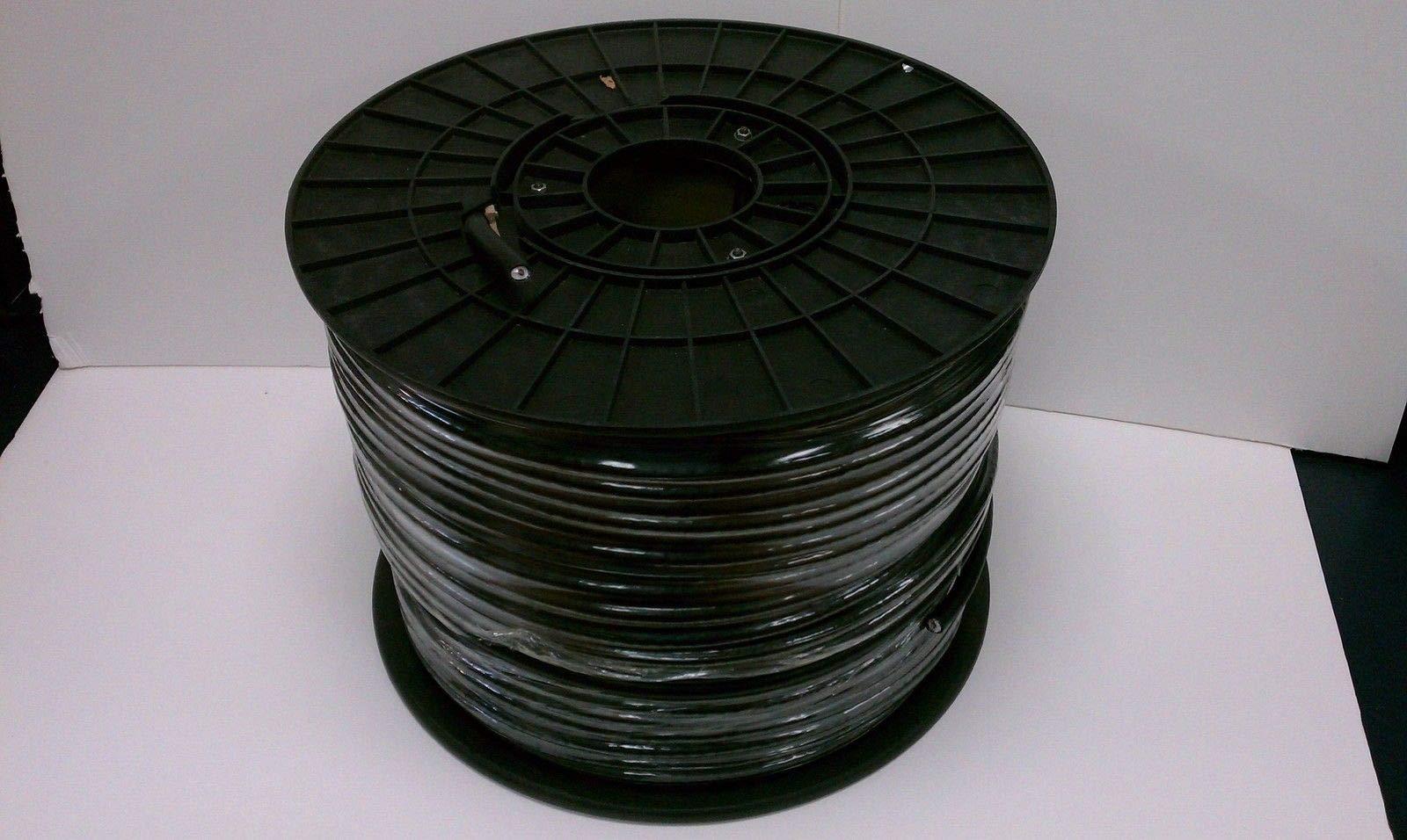 RG8u Spool Reel Coaxial Cable 500F 50 ohm RG8 (RG8/U OR RG8U) 500Ft Spool