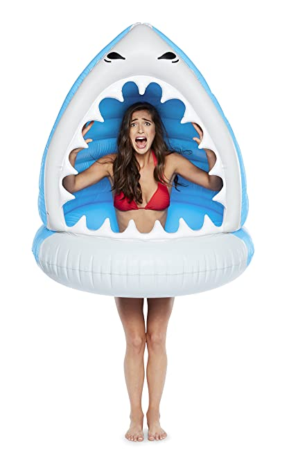 c2ff76a685 Amazon.com: BigMouth Inc. Giant XL Pool Floats, Funny Inflatable ...